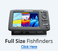 Full Size Fishfinders
