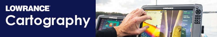 Lowrance Cartography Banner