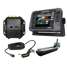 Lowrance Hot Deals lowrance hds7 gen3 83 200 structure scan 3d bundle