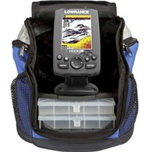 Lowrance IceMachine Fishfinders lowrance hook 3x all season pack
