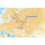 Lowrance MSD/NAVplus52XG/ROW-Lowrance Navionics Plus - MSD Russia West