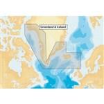Lowrance MSD/NAVplus20XG/ROW-Lowrance Navionics Plus - MSD Greenland &