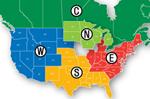 Lowrance Msd/prem-w6(lowrance) Hotmaps Premium Lake Maps - West