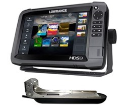 Holiday Sale lowrance hds 9 w/ totalscan transducer