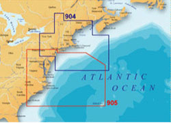 Lowrance On The Ocean Maps navionics platinum plus 904pp northeast and canyon lowrance