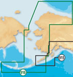Lowrance Msd/916p-2(lowrance) Platinum Plus Nw Alaska And Aleutians
