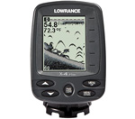 """""""Lowrance X-4 Pro Fishfinder 83/200 - Transom Mount Transducer Brand New Includes One Year Warranty, Product # 000-10229-001 The Lowrance X-4 Pro Fishfinder features a full 4"""""""" film SuperTwist LED display with 4-level gray scale definition for superior clarity and viewing in direct sunlight"""