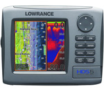 Lowrance HDS 5 NAUTIC INSIGHT W/O DUCER HDS 5 Nautic Insight Multifunc