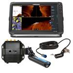 Lowrance 000-13736-001 HDS-16 Carbon StructureScan 3D Bundle