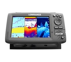 Holiday Sale lowrance hook 7x