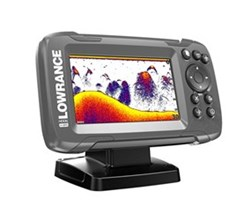 Cyber Monday Sale lowrance hook 2 4x with bullet transducer and gps plotter