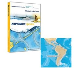 Lowrance Maps and Software navionics updates caribbean and south america msd format