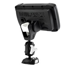 Lowrance Mounting  quick release mount