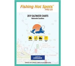 Lowrance Maps and Software fishing hot spots pro sw 2019 saltwater charts e189