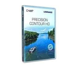 Lowrance Maps and Software lowrance c map precision contour hd tennessee chart