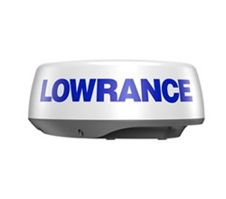 Lowrance Broadband Radar lowrance halo20 radar dome with 5m cable