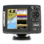 Lowrance Elite-5 CHIRP No Transducer Elite-5 CHIRP No Transducer