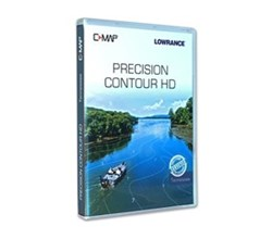 Lowrance Maps and Software lowrance c map precision contour hd for tennessee